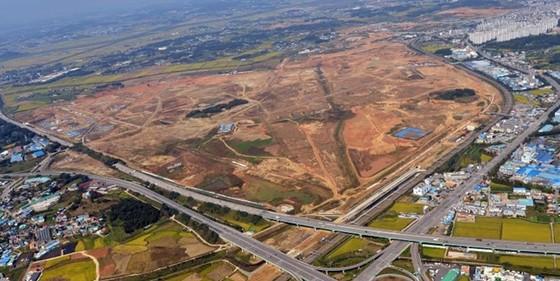 Samsung xây nhà máy sản xuất chip 14,3 tỷ USD ảnh 1