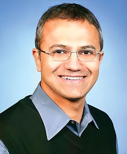 Satya Nadella - Ông chủ Microsoft mới ảnh 1