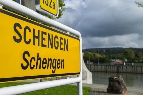 Hiệp ước Schengen có thể sụp đổ? ảnh 1