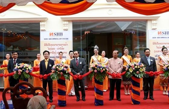 SHB mở nhà băng 100% vốn tại Lào ảnh 1