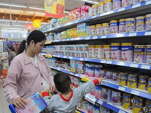 Bộ Tài chính tiếp tục mạnh tay với giá sữa ảnh 1