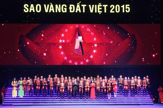 Nhiều doanh nghiệp BĐS nhận giải Sao Vàng Đất Việt ảnh 1