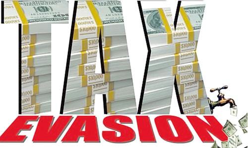 Trốn thuế 21.000 tỷ USD/năm ảnh 1