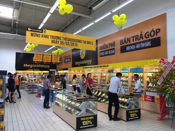 Thegioididong khai trương siêu thị mô hình shop-in-shop ảnh 1