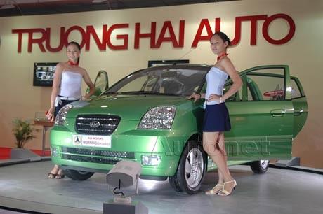 Trường Hải dẫn đầu thị trường xe thương mại ảnh 1