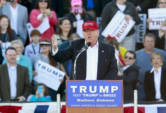 Tỉ phú Trump sẽ đại thắng? ảnh 1