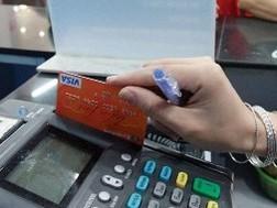 Thủ đoạn thẻ tín dụng giả ảnh 1