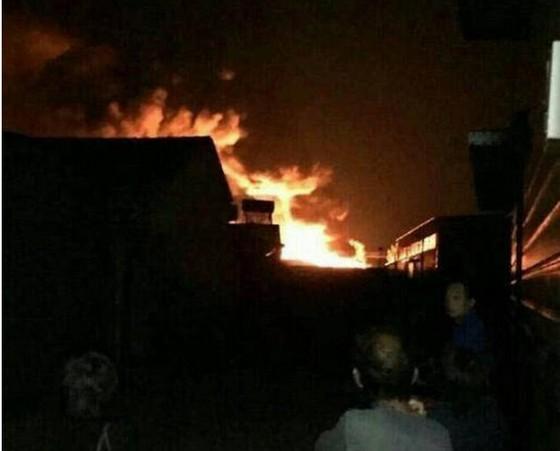 Lại nổ lớn tại Thiên Tân ảnh 1