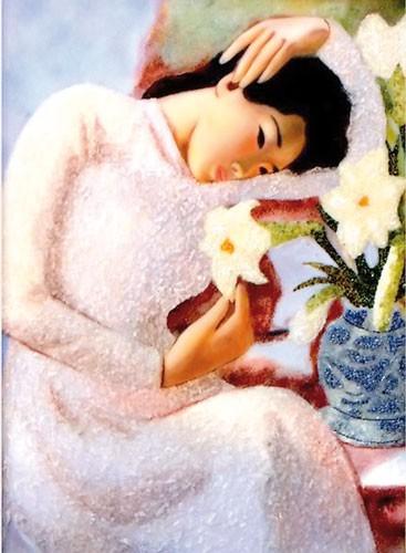 Hoa cỏ trong đời sống nghệ thuật ảnh 1