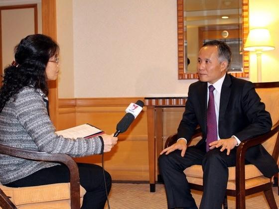 Trưởng đoàn TPP Việt Nam nhận định hội nghị Singapore ảnh 1