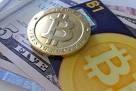 1 Bitcoin = 1 ounce vàng ảnh 1