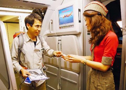 Vietjet tăng tần suất chặng chặng TPHCM-Đài Bắc ảnh 1