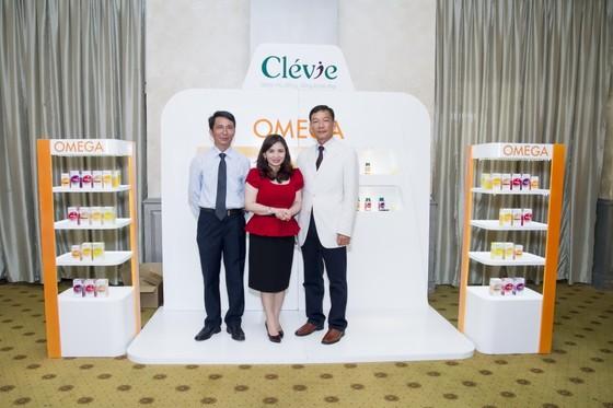 Clévie ra mắt sản phẩm mới ảnh 1
