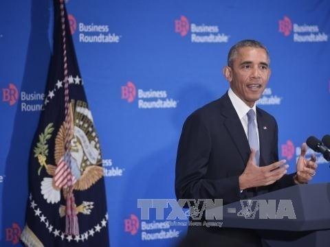 Hoa Kỳ kêu gọi vòng đàm phán TPP vào tuần tới ảnh 1