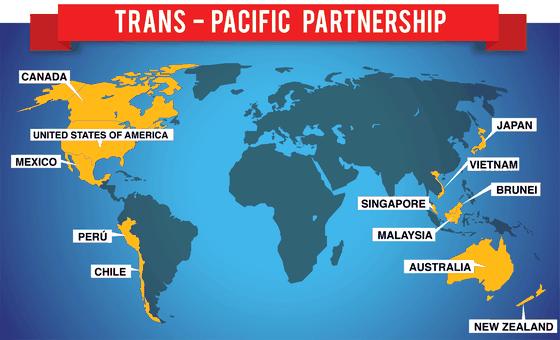 Tóm tắt hiệp định TPP ảnh 1