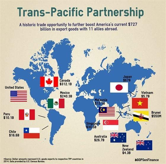 Tương lai nào cho TPP? ảnh 1