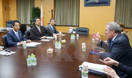 Nhật Bản-Hoa Kỳ đạt tiến bộ đàm phán TPP ảnh 1