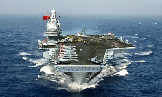 Trung Quốc đóng tàu sân bay mừng sinh nhật Mao ảnh 1
