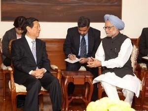 Ấn Độ-Trung Quốc ký 11 thỏa thuận hợp tác ảnh 1