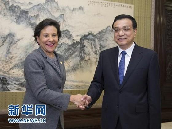 Trung Quốc-Hoa Kỳ thúc đẩy hợp tác ảnh 1