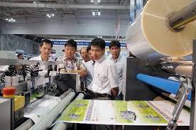 260 đơn vị tham gia triển lãm công nghiệp nhựa, cao su ảnh 1