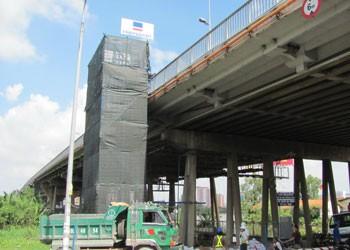 64 tỷ đồng sửa chữa cầu Sài Gòn ảnh 1