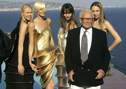 Pierre Cardin rao bán thương hiệu 1 tỷ EUR ảnh 1