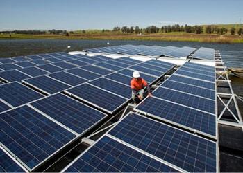 Năng lượng mặt trời trên nước ảnh 1