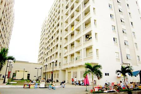 1.100 tỷ đồng xây chung cư tái định cư Phú Mỹ 2 ảnh 1