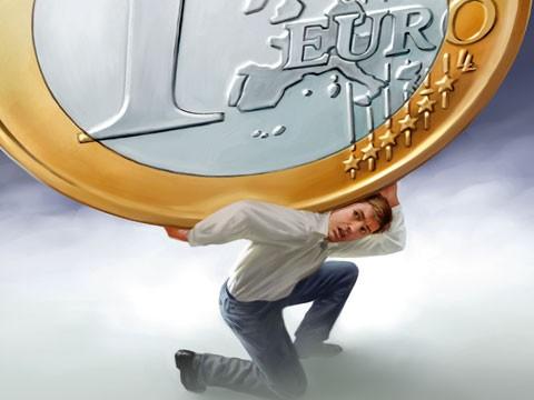 Khủng hoảng nợ châu Âu đã thành hệ thống ảnh 1