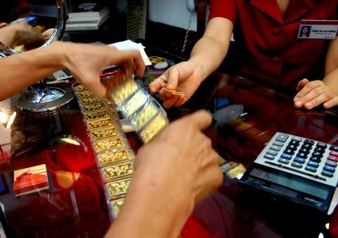 Chiều 7-11: Giá vàng tăng 120.000 đồng ảnh 1