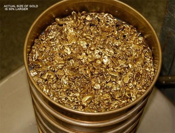 6-10: Giá vàng giảm 500.000 đồng /lượng ảnh 1