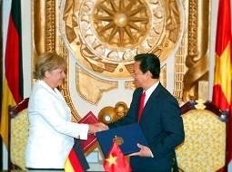 Đức dành 400 triệu USD cho các dự án tại VN ảnh 1
