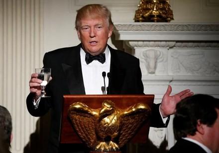 Trump tăng ngân sách quốc phòng ảnh 1