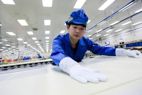 PMI Trung Quốc mức thấp nhất từ năm 2005 ảnh 1
