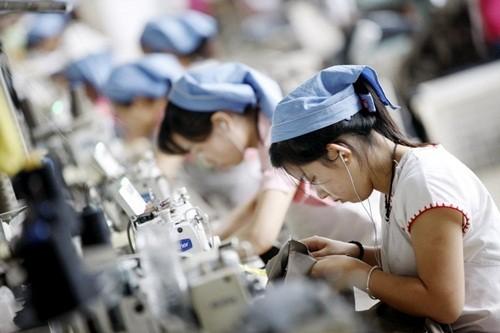 Trung Quốc sắp mất ngôi công xưởng của thế giới ảnh 1