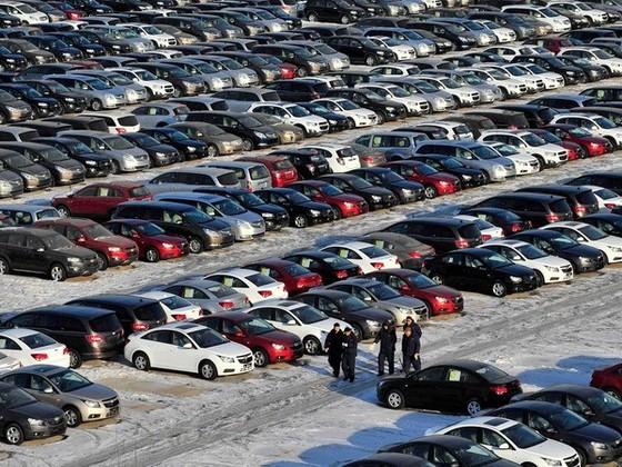Trung Quốc điều tra chống độc quyền 1.000 DN ôtô ảnh 1