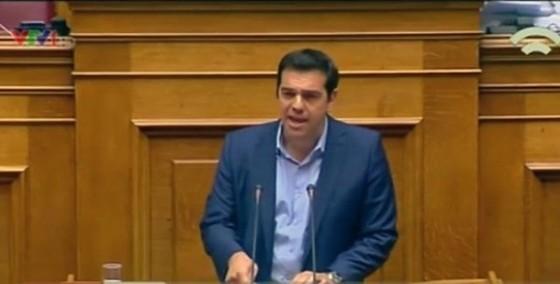 Hy Lạp: Chính phủ mới chiến thắng bỏ phiếu tín nhiệm ảnh 1