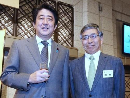 Abenomics rạn nứt từ bên trong ảnh 1