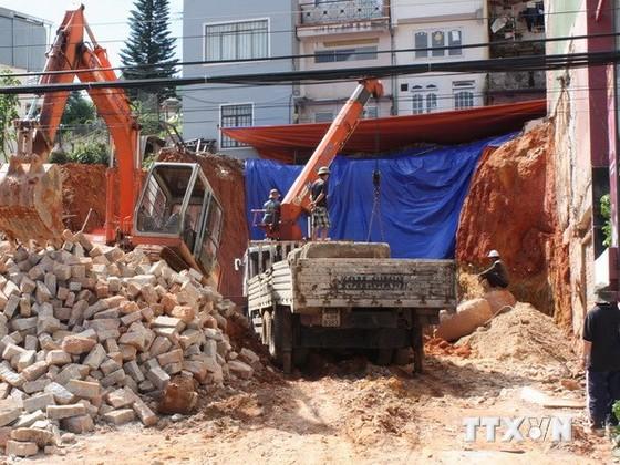 TPHCM xây dựng dự thảo mới cấp phép xây dựng ảnh 1