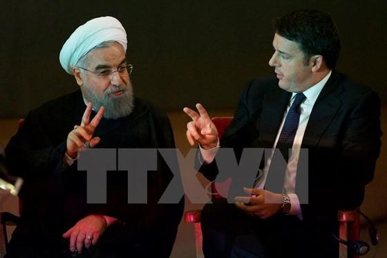 Iran-Italia ký nhiều thỏa thuận thương mại ảnh 1