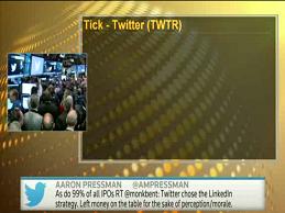 Twitter chính thức lên sàn giá 45,1USD/CP ảnh 1