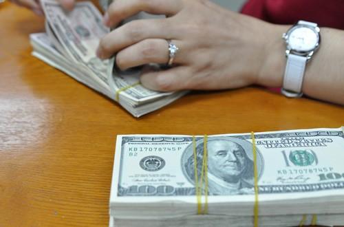 Chiều 18-11, tỷ giá ngân hàng lên 21.420 VND/USD ảnh 1