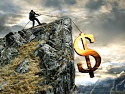 Hoa Kỳ bên bờ vực tài chính ảnh 1