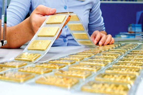 Điều hành thị trường vàng: Cần 2 chiều mua và bán ảnh 1