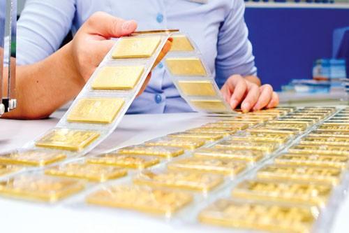 Vàng – rủi ro nhưng hấp dẫn ảnh 1