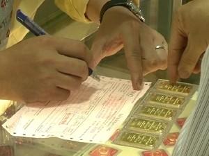 Sáng 28-11 tiếp tục bán đấu thầu 15.000 lượng vàng ảnh 1