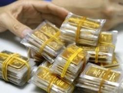 Vàng hay cổ phiếu? ảnh 1