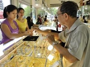 Sáng 26-12: Vàng SJC cao hơn thế giới 4,3 triệu đồng ảnh 1