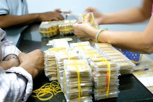 Quản lý TT vàng: Bỏ sót 400 tấn vàng trong dân? ảnh 1
